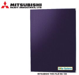 Mitsubishi-Thin-Film solar panel