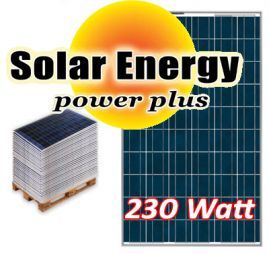 Solar Energy plus 250wp 3kw (0.48 Ευρώ / Watt)